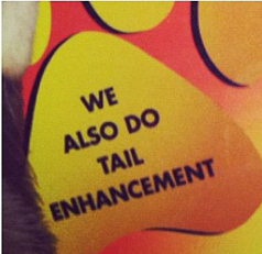 Tail Enhancement