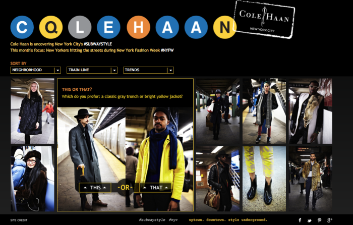 Cole Haan Tumblr