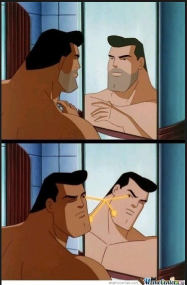 SupermanShave