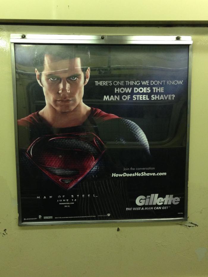 SupermanSubway