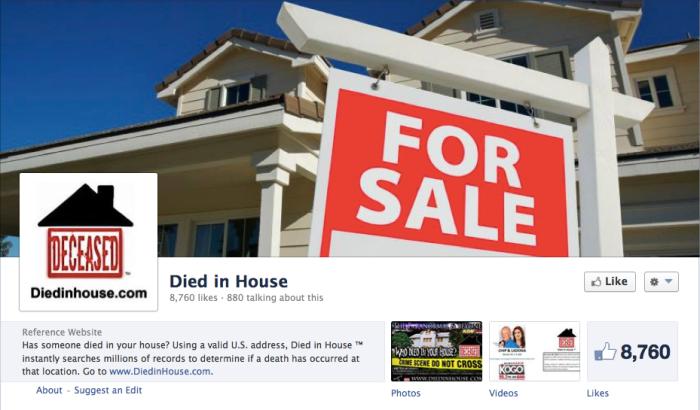 DiedinHouseFacebook